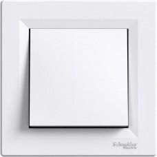 Выключатель Schneider Asfora EPH0100121 (1кл./ белый)