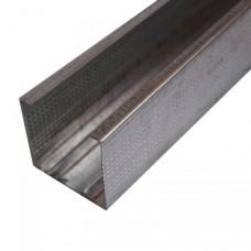 Профиль для гипсокартона CW-50 3м (0.4мм)