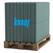 Пазогребневая плита KNAUF влагостойкая (666*500*80мм)