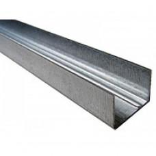 Профиль для гипсокартона UD 27*28 3м (0.4мм)