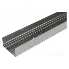 Профиль для гипсокартона KNAUF UW-100 3м (0.6мм)