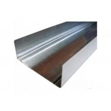 Профиль для гипсокартона UW-100 3м (0.4мм)