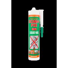 Клей жидкие гвозди белый SOMA-FIX (310мл)