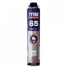 Пена монтажная профессиональная Tytan О2 65 GUN B3 (750 мл)