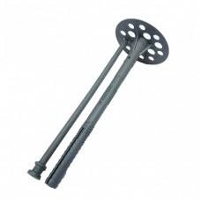 Крепление для теплоизоляции 10*100мм (серое)