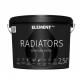 Эмаль для радиаторов акриловая Element PRO RADIATORS (0.75л)