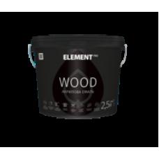Эмаль для дерева Element PRO WOOD (2.5 л)