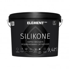Краска фасадная Element PRO Silikone (База А) (10л/15.6кг)