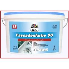 Краска фасадная DUFA Fassadenfarbe F90 (14кг)