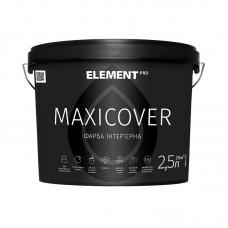 Краска интерьерная Element PRO Maxicover (База А) (10л)