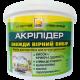 Краска интерьерная износостойкая BUILDER АКРИЛИДЕР (14 кг)