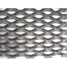 Сетка просечно-вытяжная оцинкованная 17*40 (10м2)
