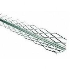 Уголок металлический для мокрой штукатурки (2,5м)