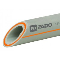 Труба FADO ППР NEO-TECK  PP-RCT PN-20 (армированная стекловолокном) 25х4,2