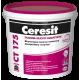 Декоративная силикон-силикатная штукатурка CERESIT CТ-175  «Короед» (2 мм) (25кг)