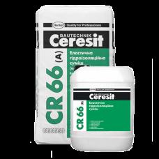 Гидроизоляционная смесь Церезит CR-66 (Ceresit CR-66) (25кг)