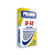 Клей для плитки Полимин П-14 (Polimin) (25кг)