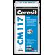 Клей для керамогранита и натурального камня Церезит СМ-117 (Ceresit СМ-117) (25кг)