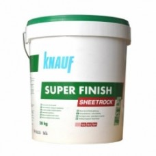 Шпатлевка Кнауф Шитрок Супер-финиш (Knauf Sheetrock SuperFinish) (28кг)