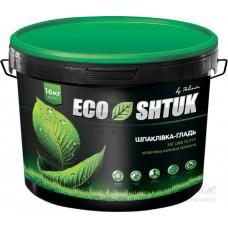 Шпаклевка финишная Polimin EcoShtuk Fat Lime Putty (Полимин) (16кг)