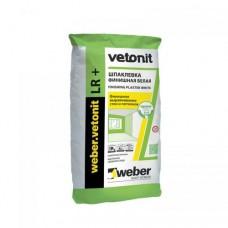 Шпаклевка финишная Vetonit LR+ (20кг)