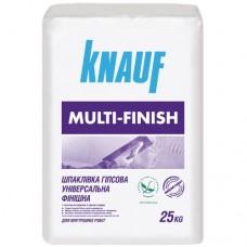 Шпатлевка Кнауф Мультифиниш (Knauf Multi-Finish) (25кг)