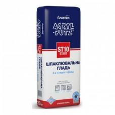 Шпаклевка Sniezka Acryl-Putz Start+Finish (20кг)