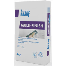 Шпатлевка Кнауф Мультифиниш (Knauf Multi-Finish) (5кг)