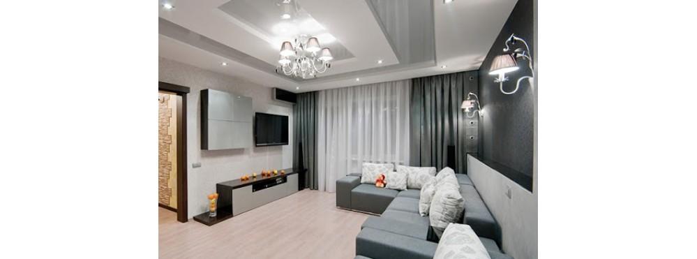 Основные этапы ремонта квартиры